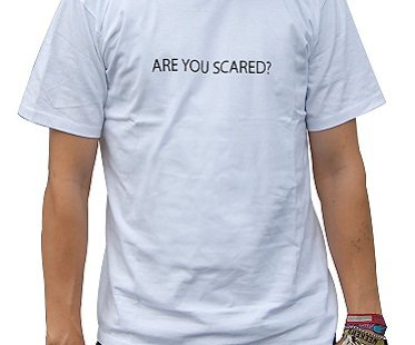 Serial Killer Flip Up T-Shirt mask
