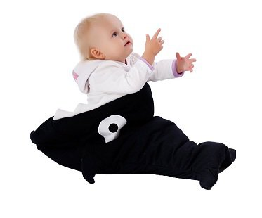 Shark Sleeping Bag For Babies bite