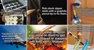 Simple Creative Life Tips Tricks