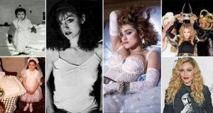 Style Evolution Of Madonna