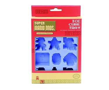 Super Mario Ice Cube Tray box