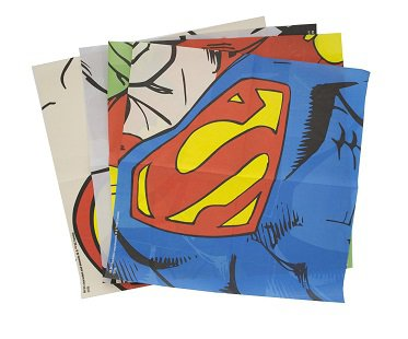 Superhero Napkins dress up