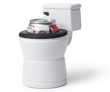 Toilet Drink Kooler can