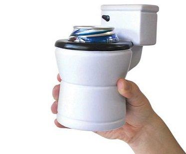 Toilet Drink Kooler holder