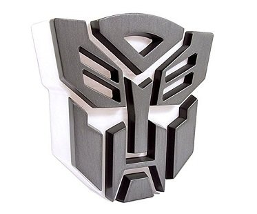 Transformers Autobot Light lamp