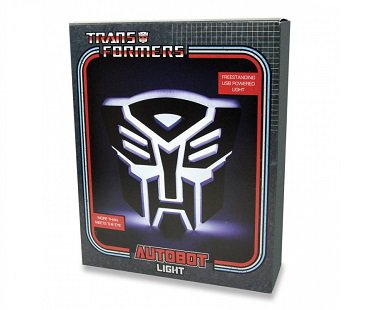 Transformers Autobot Light usb