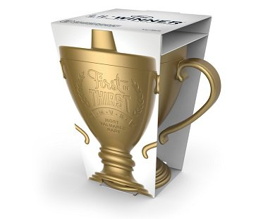 Trophy Sippy Cup box