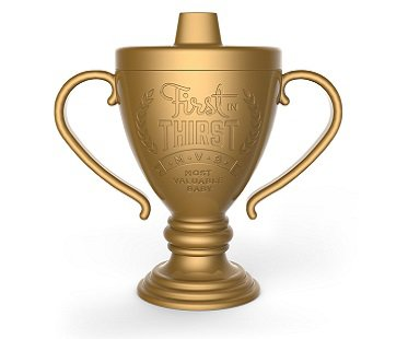 Trophy Sippy Cup drink