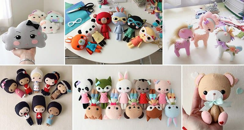 10 awesome and unique diy dolls you can make at home