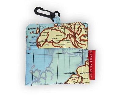 World Map Laundry Bag travel