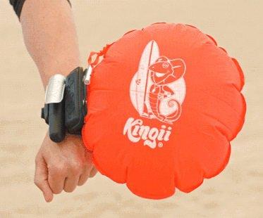 Wristband Floatation Device balloon