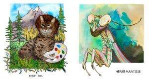 animals from art history