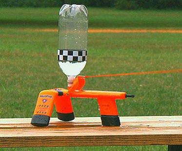 bottle launcher rocket
