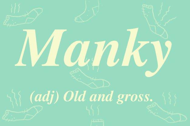 british-words-manky