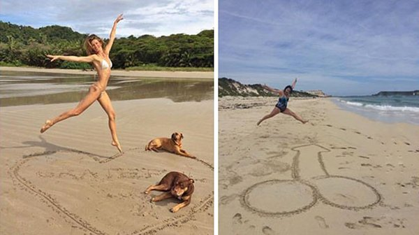 13 Hilarious Recreations Of Celebrity Instagram Photos