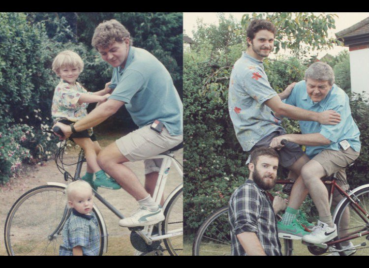 childhood-photos-recreated-bike