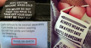 clothing tags part two