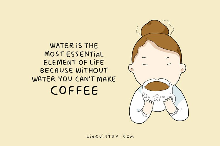 coffee-water