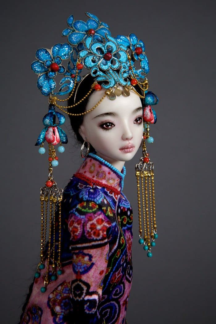 dolls-asian
