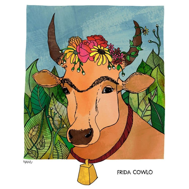 famous-animals-in-art-history-frieda-cowlo