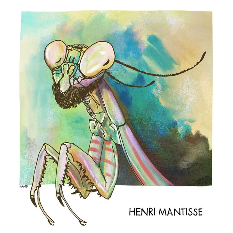 famous-animals-in-art-history-henri-mantisse