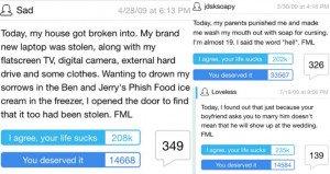 fml story