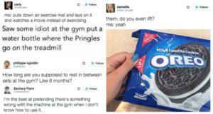 gym things