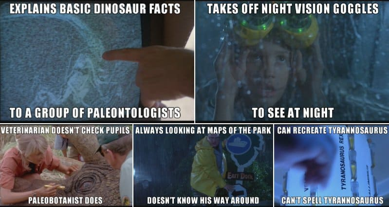 12 Things That Don T Add Up About Jurassic Park