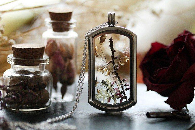 nature pendant