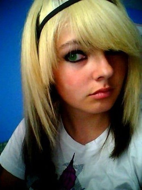 noughties-hair-blonde-black