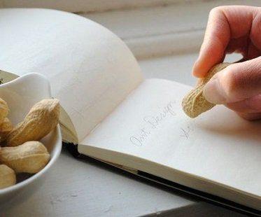 peanut erasers