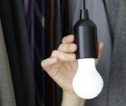 pull cord light