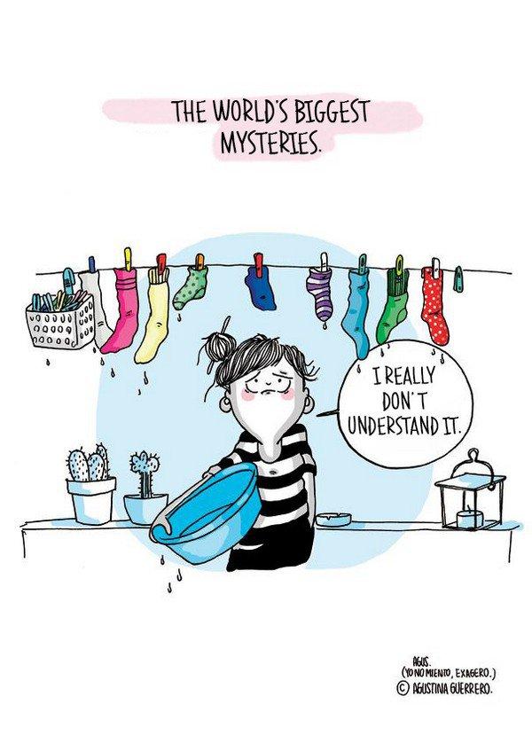sock mystery