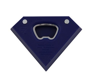superman bottle opener magnetic