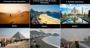 travel expectations