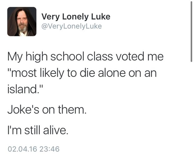 very-lonely-luke-alive