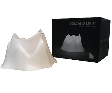volcano bottle light box