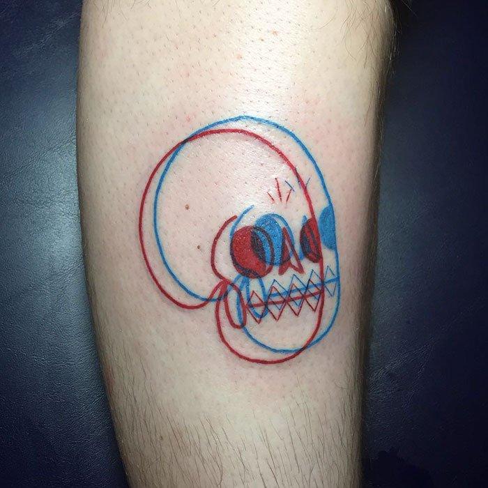3d-tattoos-skull