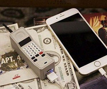 Brick Phone Power Bank