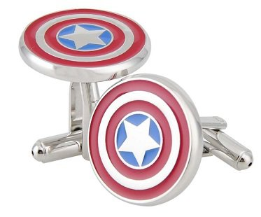 Captain America Cufflinks marvel