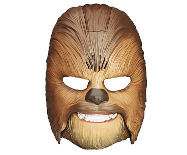 Chewbacca Electronic Mask star wars