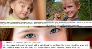 Creepy Quotes Children