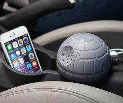 Death Star USB Car Charger