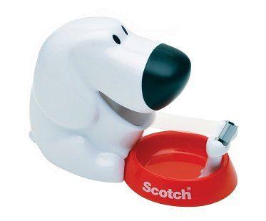Dog Tape Dispenser