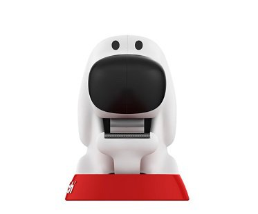 Dog Tape Dispenser sticky