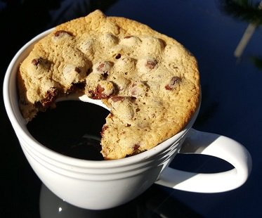 Donut Warming Coffee Mug cookie