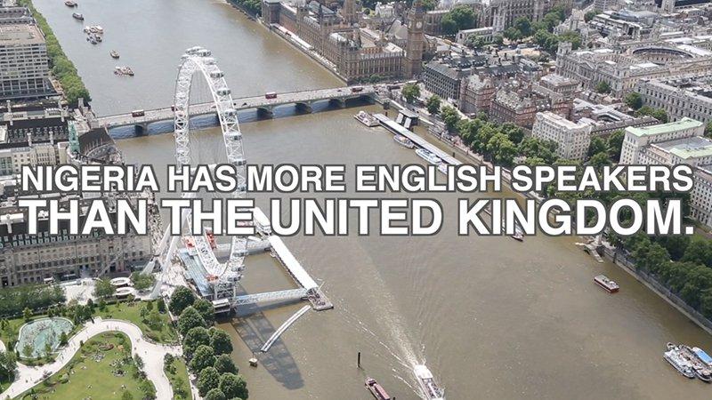 English Speakers