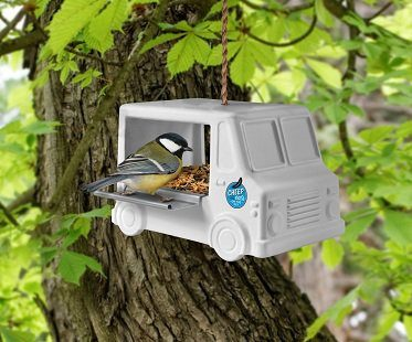 Food Truck Bird Feeder