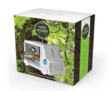 Food Truck Bird Feeder box