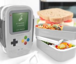 Game Boy Style Lunch Box